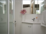 Bathroom even numbered apartmentsa