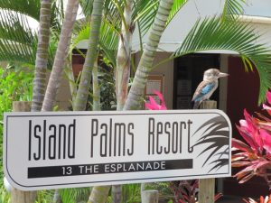 Island Palms Resort Reception